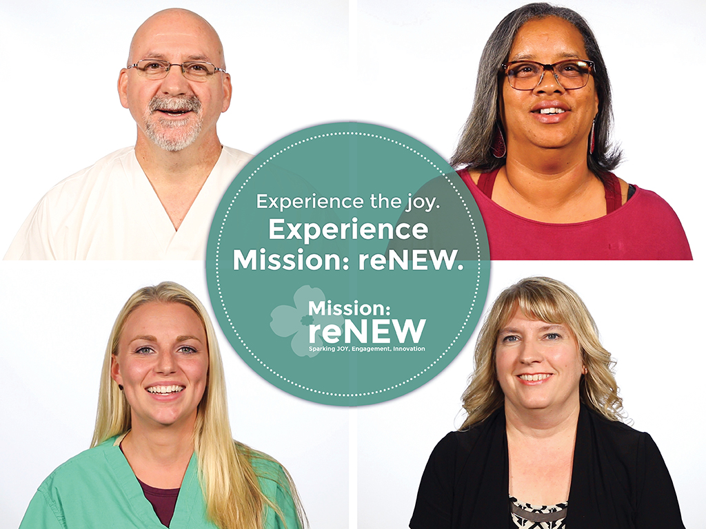 Mission: reNEW Commercial