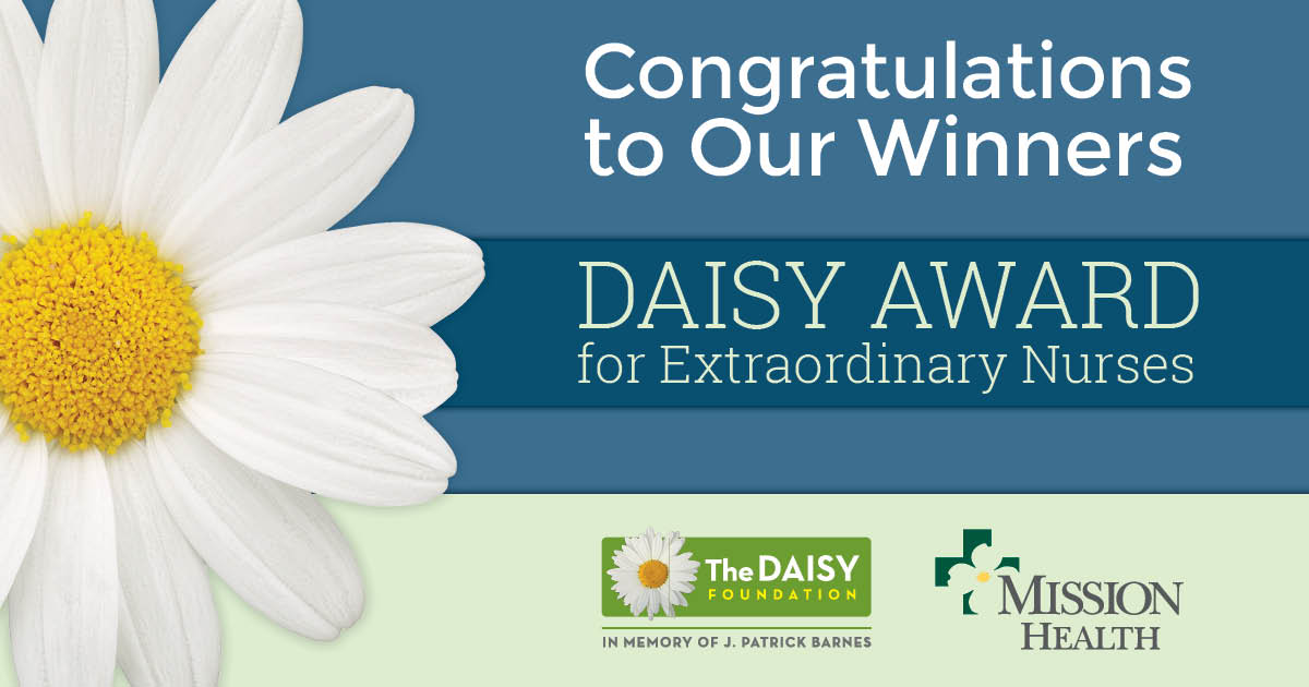 DAISY Award featured image