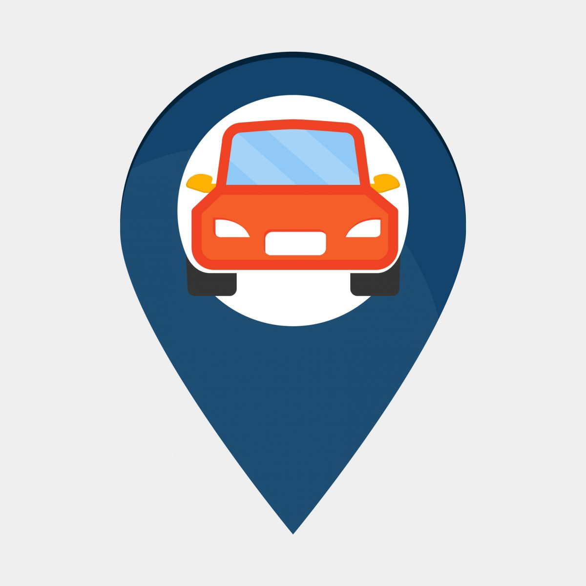 parking location icon mission hospital for advanced medicine map